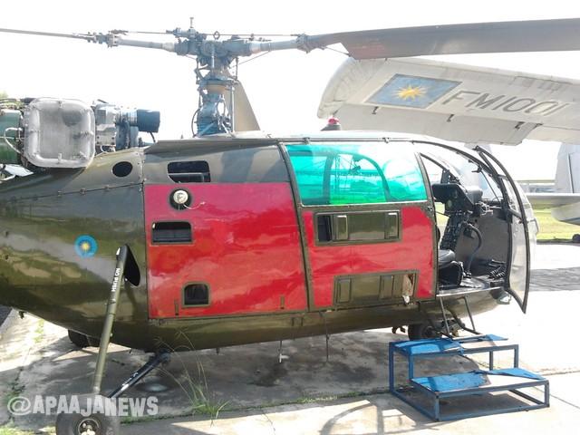Alouette IIIB TUDM