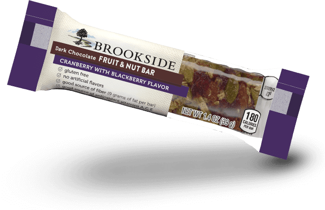 Is brookside chocolate gluten free