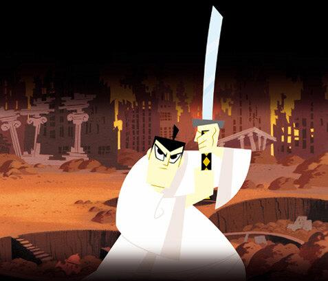Samuray Cek Oyunları