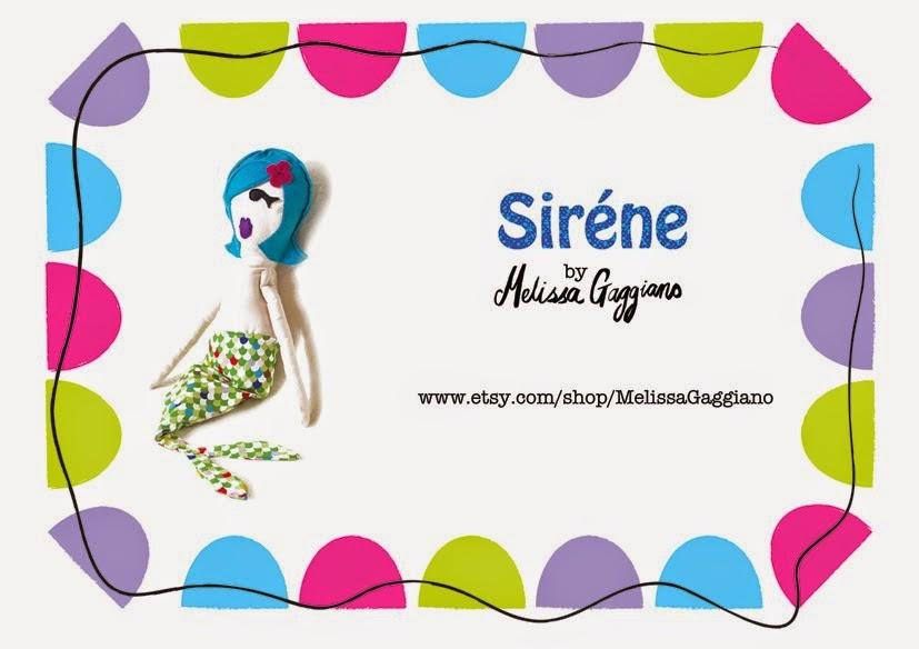 Siréne by Melissa Gaggiano