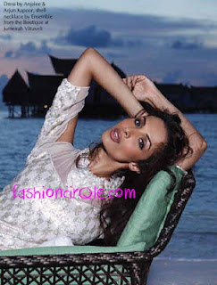 Malaika Arora Hot Photo shoot for AsiaSpa