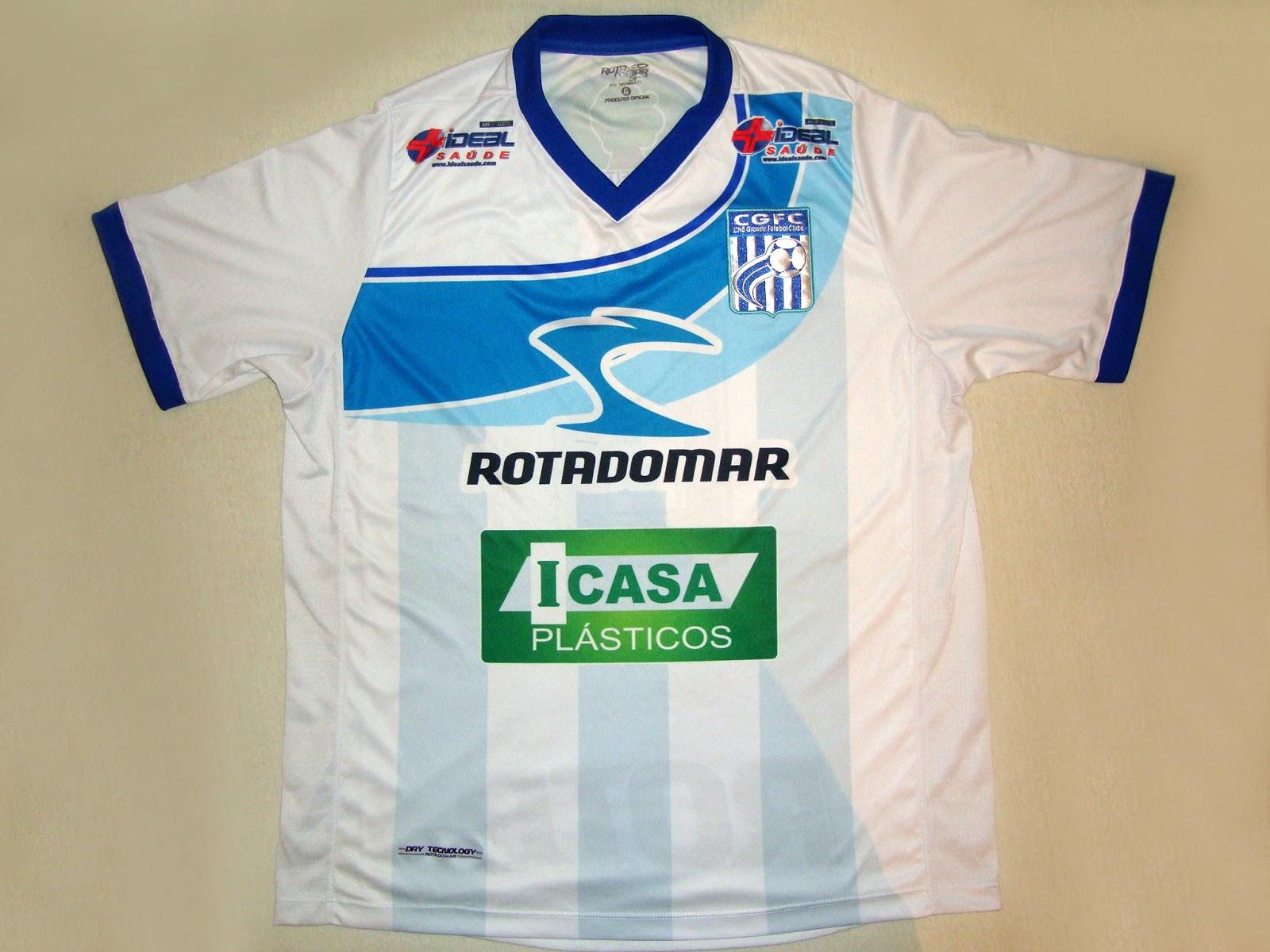 2cd7bdf688 Chã Grande Futebol Clube (PE) - Show de Camisas