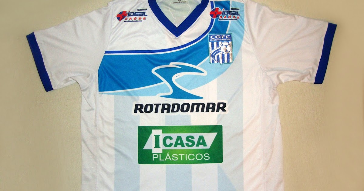 Chã Grande Futebol Clube (PE) - Show de Camisas d67d0effe9462
