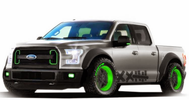 2015 Ford F 150 Concept By Brian Deegan