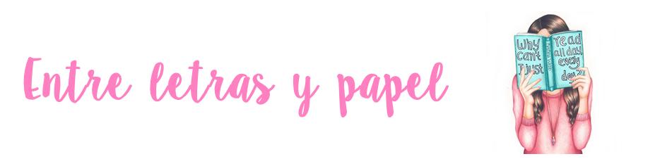 Entre letras y papel