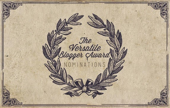 Premio The Versatile Blogger Award Nominations