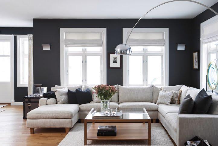 Sala De Tv Parede Preta ~ Casaosfera Feng Shui Conheça o significado das cores