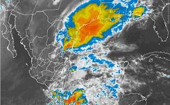 Prevén Cielo nublado y lluvias aisladas para Quintana Roo