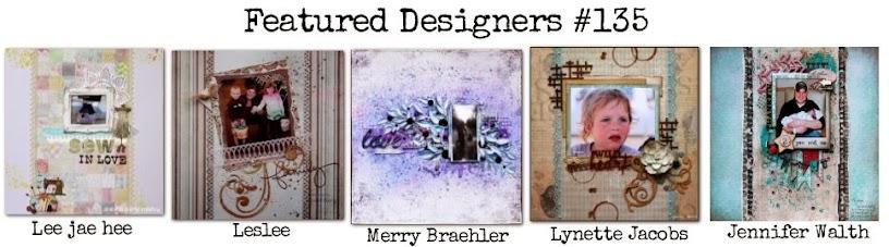 Featured Designers #135