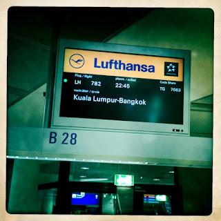 Tajlandia 2011: tak to się zaczyna 2