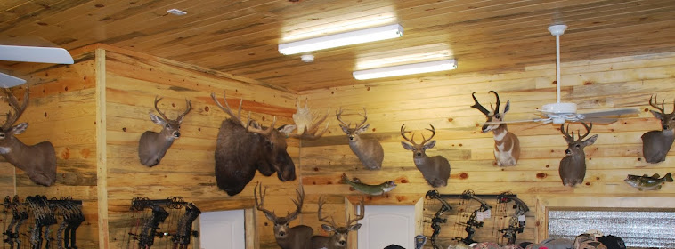 Badlands Custom Taxidermy / Desert Country Archery