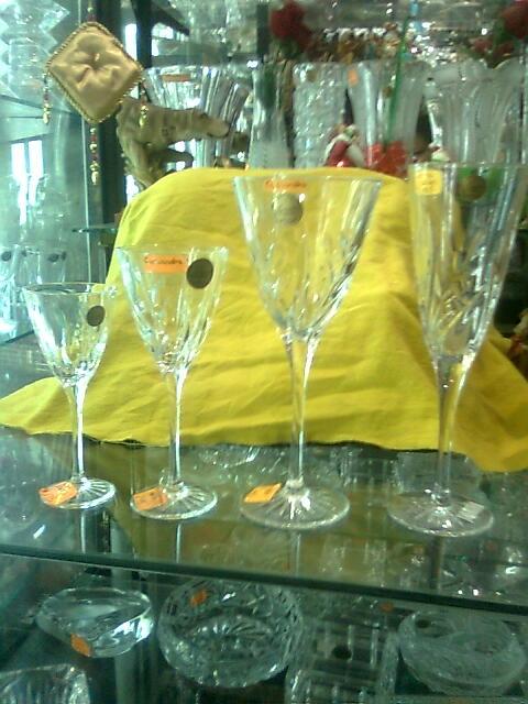 Copas y vasos peru copas de cristal venta for Copas de cristal