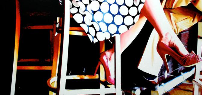 Doctor Ojiplático. Brian Tull. Inspirado en la vida. Pintura Hiperrealista.