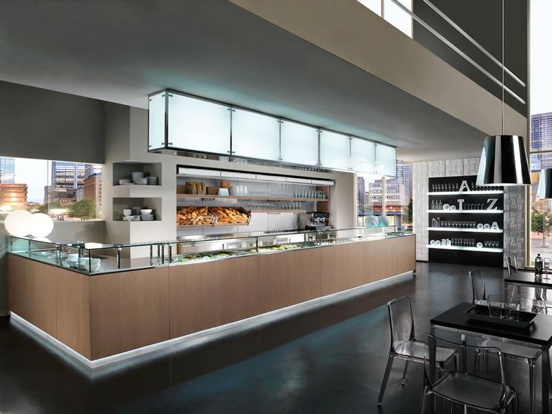 Degart arredamento progettazione bar ristoranti pub a for Banchi bar e arredamenti completi