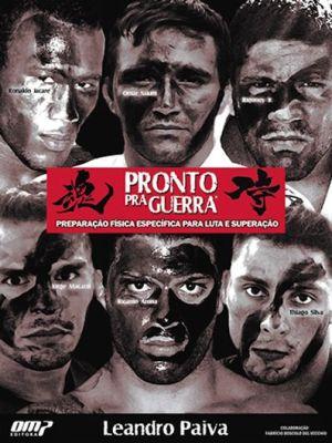 LIVRO PRONTO PRA GUERRA       (BEST-SELLER)