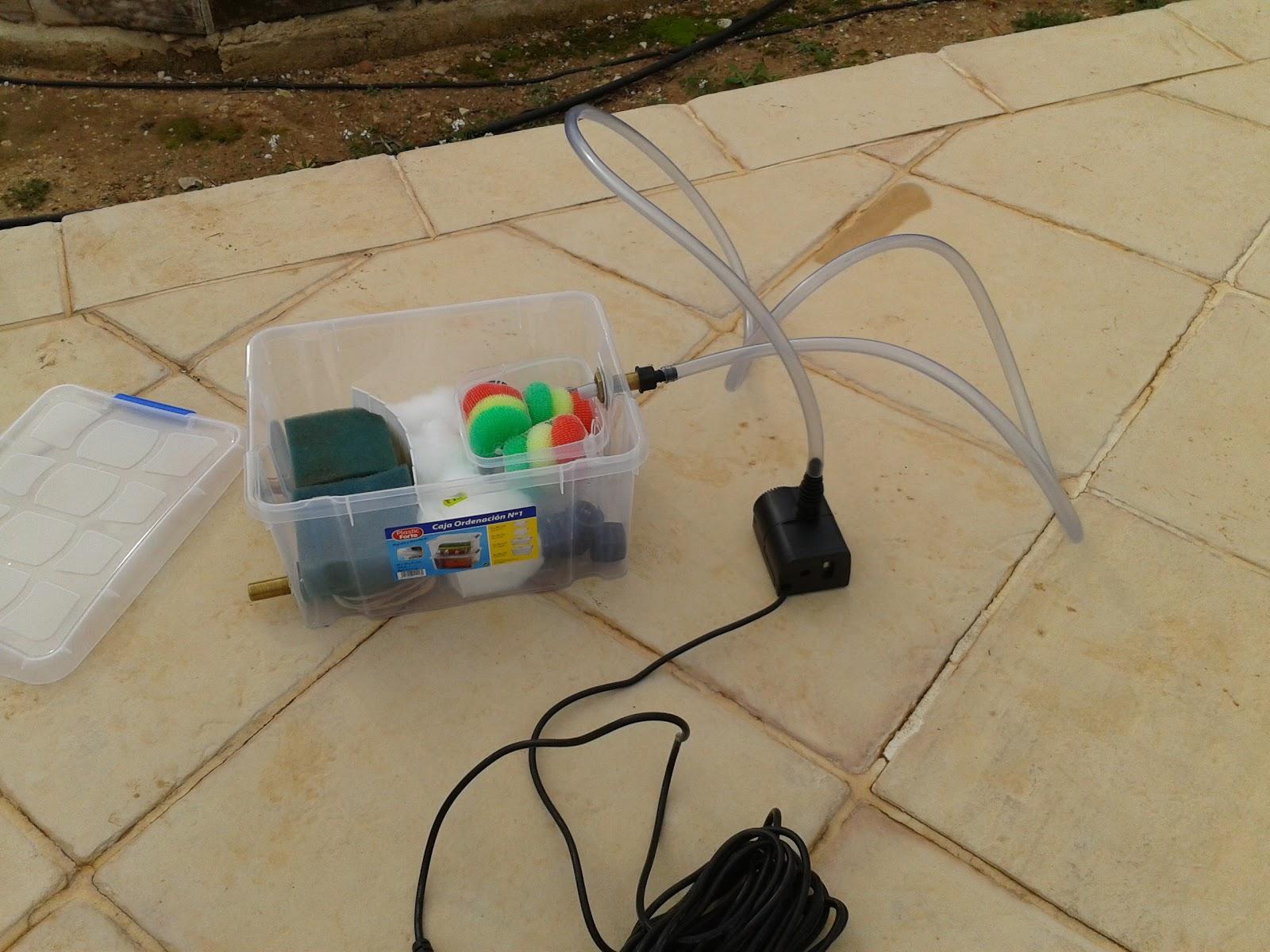 Pelki blog filtro para estanque for Filtro solar para estanque