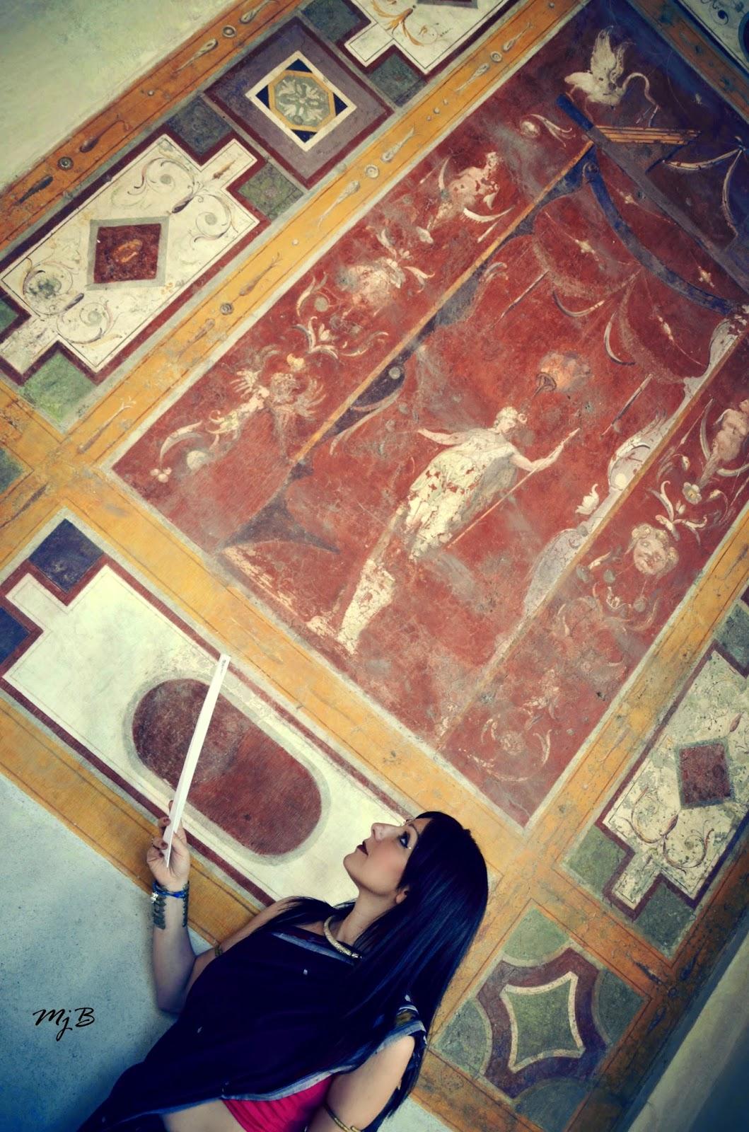Danza Poesia Museo etrusco