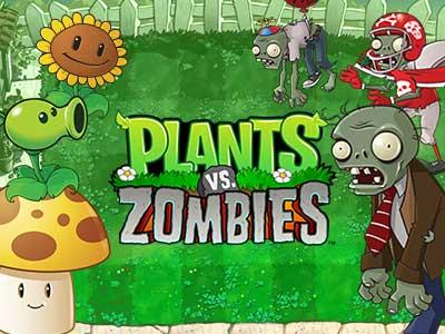 Plants vs zombies oyunu oyna