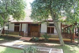 Model Rumah Tradisional Jawa Modern