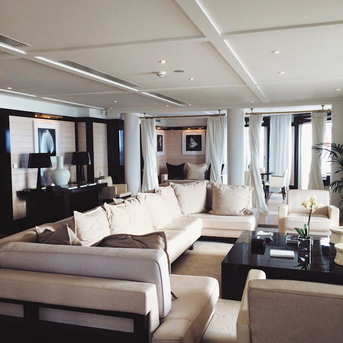MAJESTIC BARRIERE CANNES SUITE