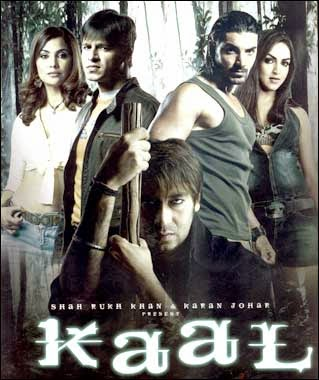 Kaal 2005 Hindi DVDRip 720p 1GB AC3 5.1