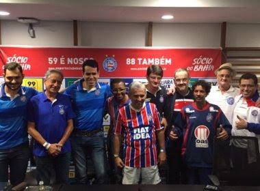 Sócios do Bahia escolhem o 'SIM' e clube terá mudanças no estatuto
