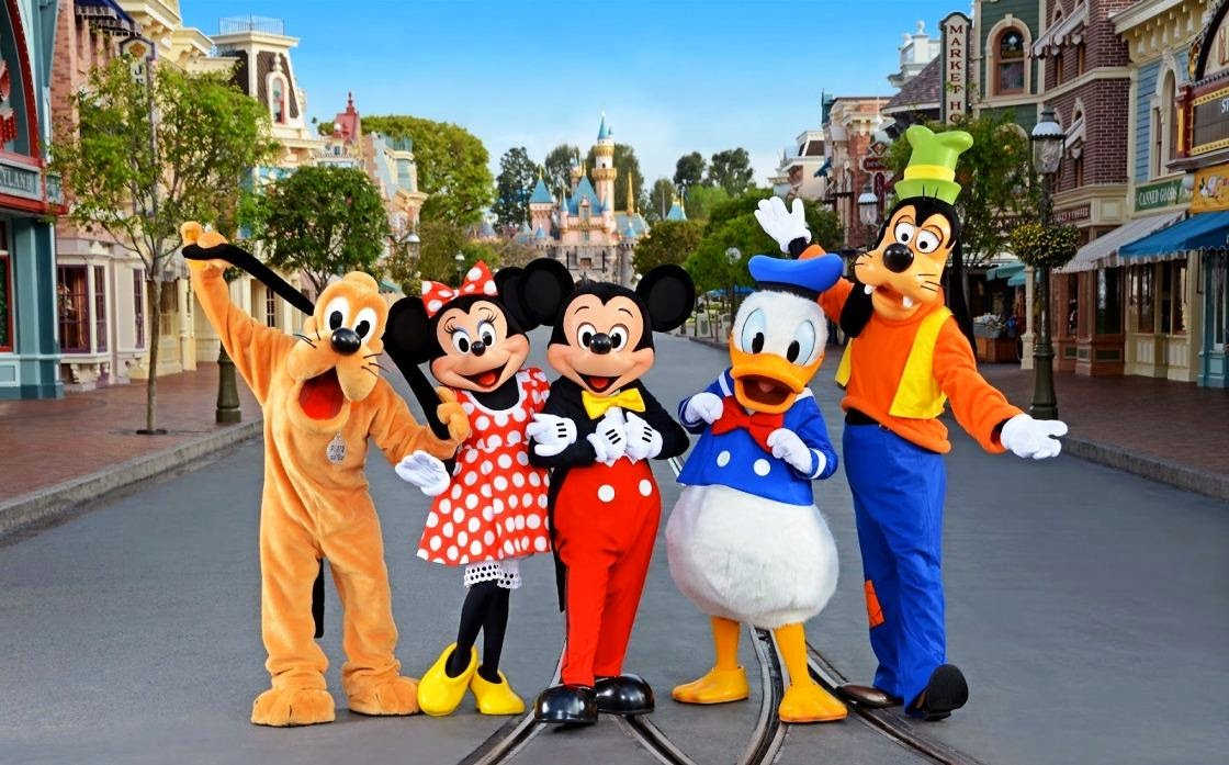 Réveillon e ano novo  Disney Orlando