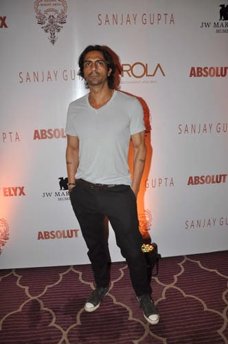 Famous Stars at Absolut Elyx Party Hosted By Sanjay Gupta