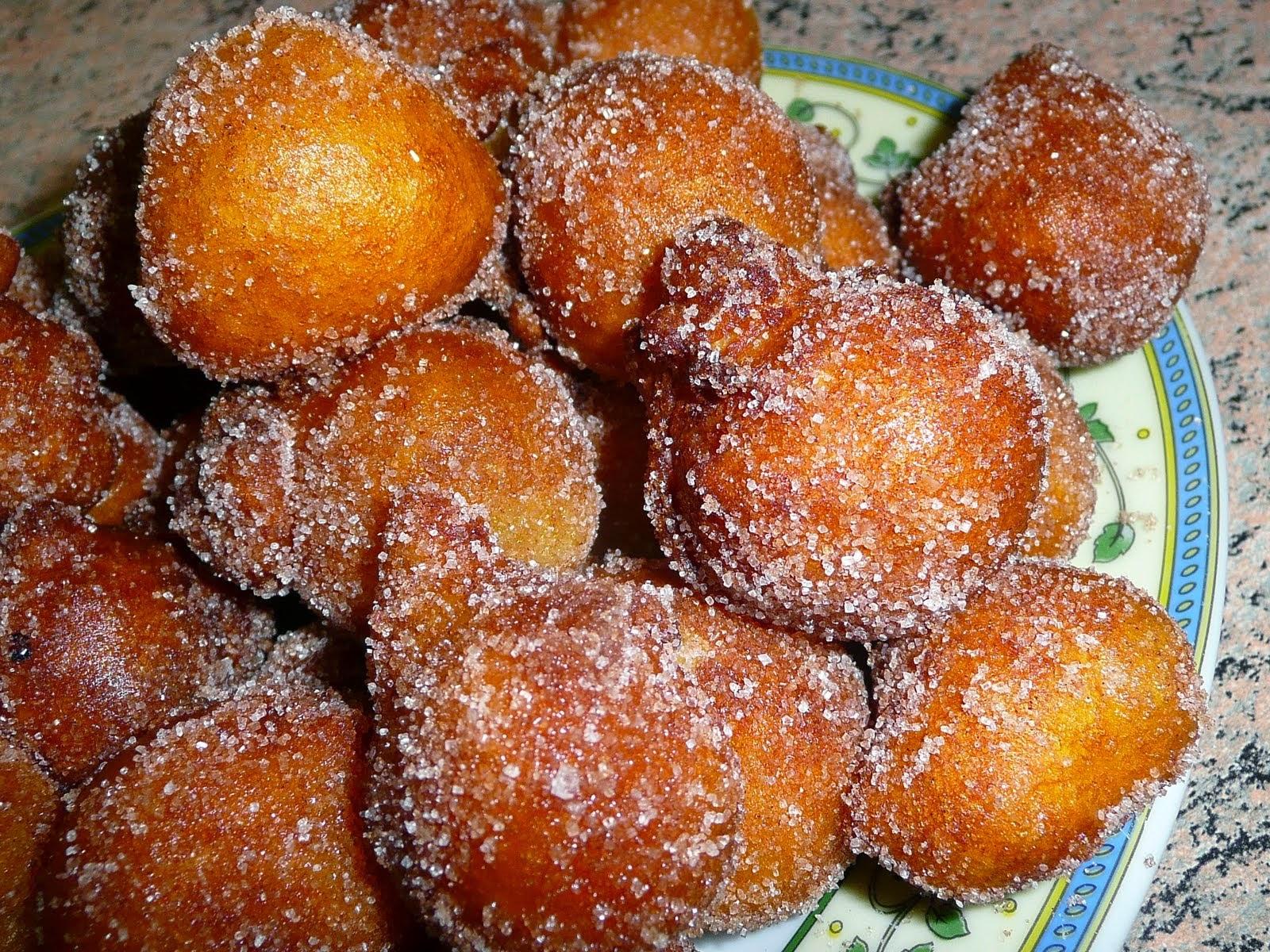 utilisima bunuelos dulces