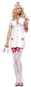 enfermera. CHISTE CORTOS