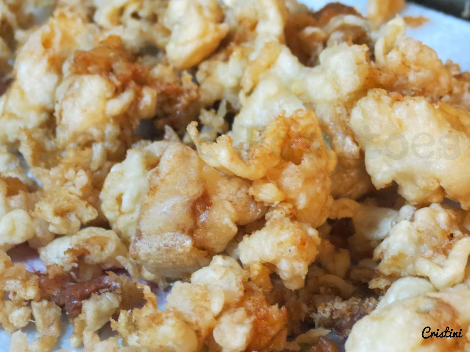 Meat & Potatoes, Recipes and More!: Easy Tempura Batter