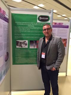 Dr. Francisco Bravo especialista en tratamiento endoscópico obesidad
