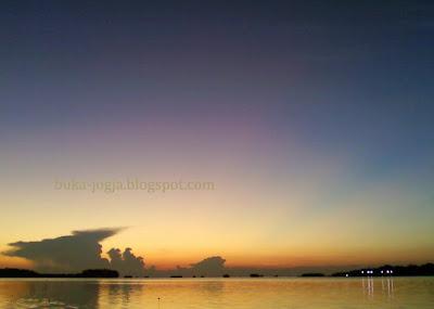 Pantai Pari, Pulau Pari, Pantai Pasir Perawan