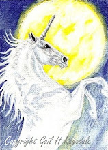 """Ghost Unicorn #2"""