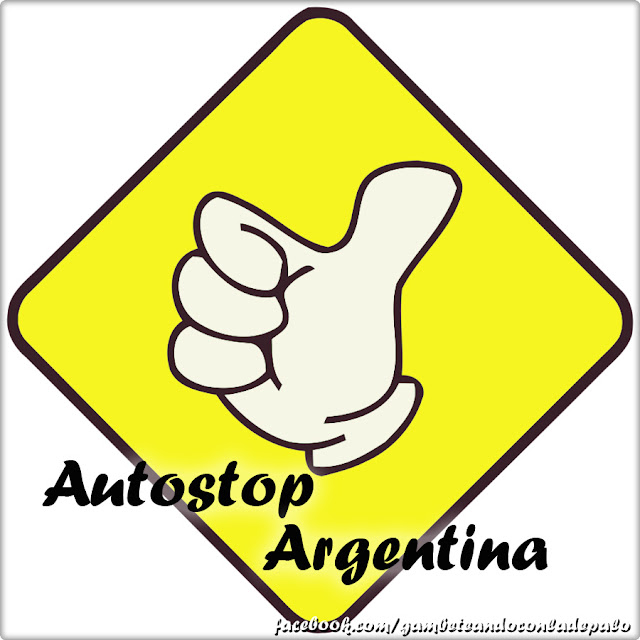 Autostop Argentina - Logo - Gambeteandoconladepalo