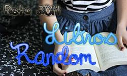 Reto Random Books.-