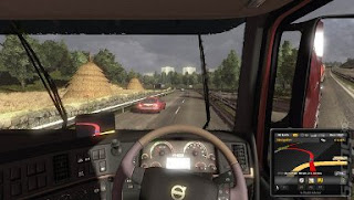 "Euro Truck Simulator 2 ""PC GAME"" Full Version"