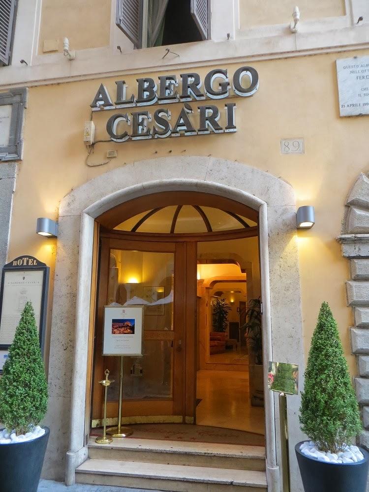 Hotel Albergo Cesari, Rome