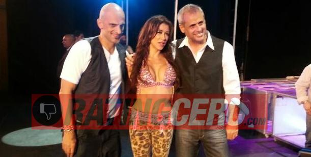 Jorge rial debut con su espect culo for Ratingcero noticias del espectaculo