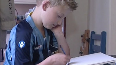 Kieron Williamson- The 9-Year Old Artist