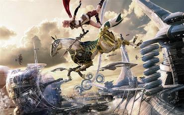 #8 Final Fantasy Wallpaper