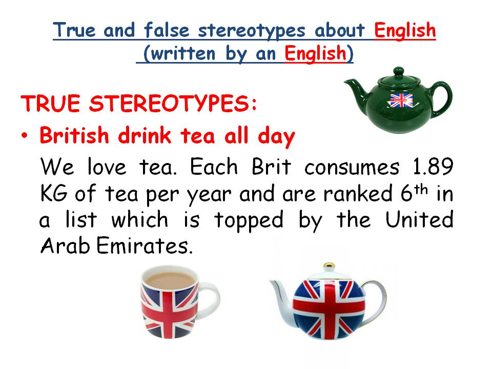 a look at the various british stereotypes in america A look at the various british stereotypes in america pages 2 words 1,273 view full essay more essays like this: america, a look at the various, brithish stereotypes not sure what i'd do without @kibin  america, a look at the various, brithish stereotypes not sure what i'd do without @kibin.