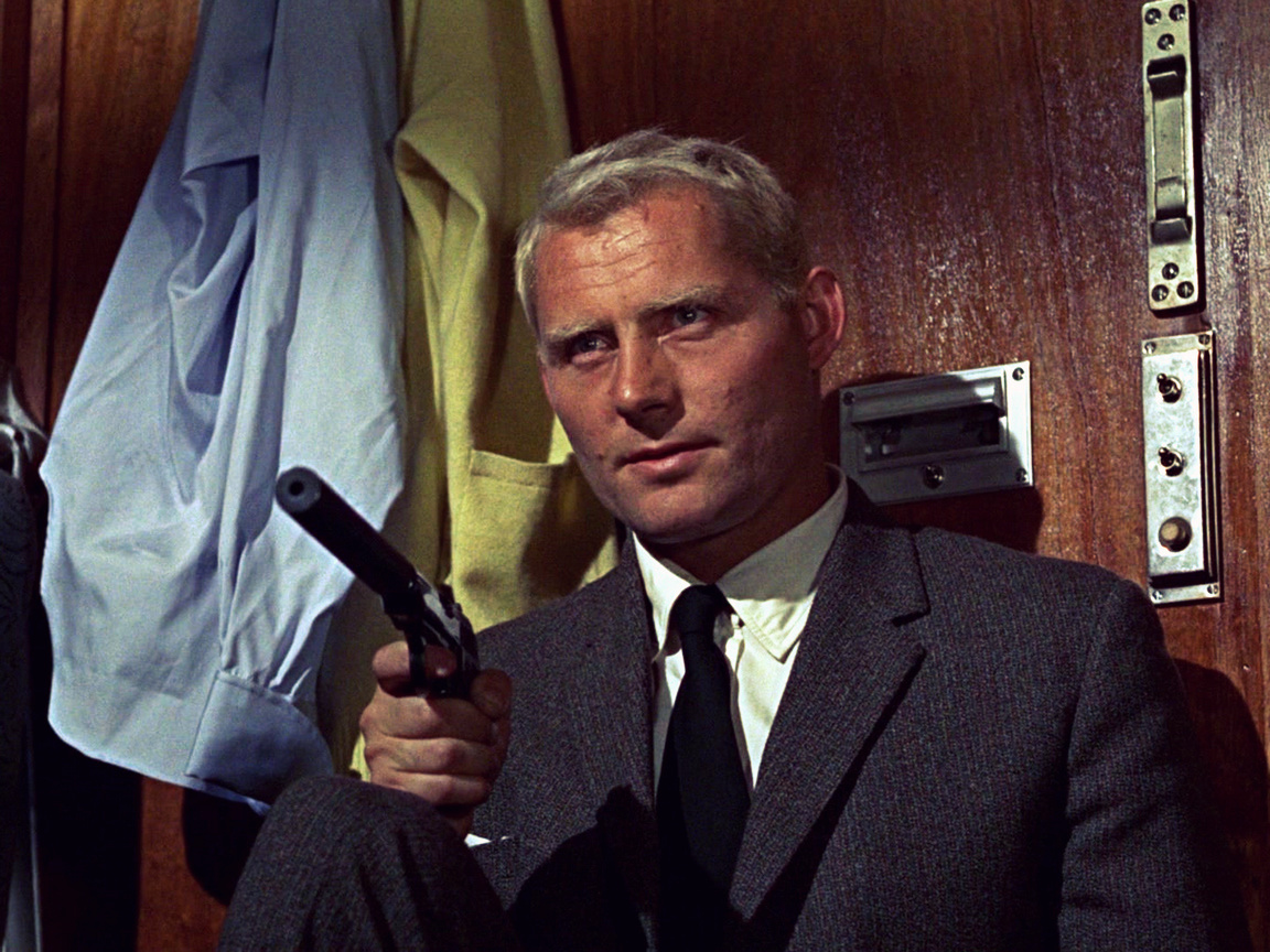 Movie Review: From Russia With Love (1963) | The Ace Black Blog