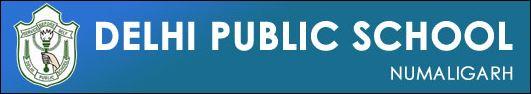 Delhi Public School Numaligarh Logo
