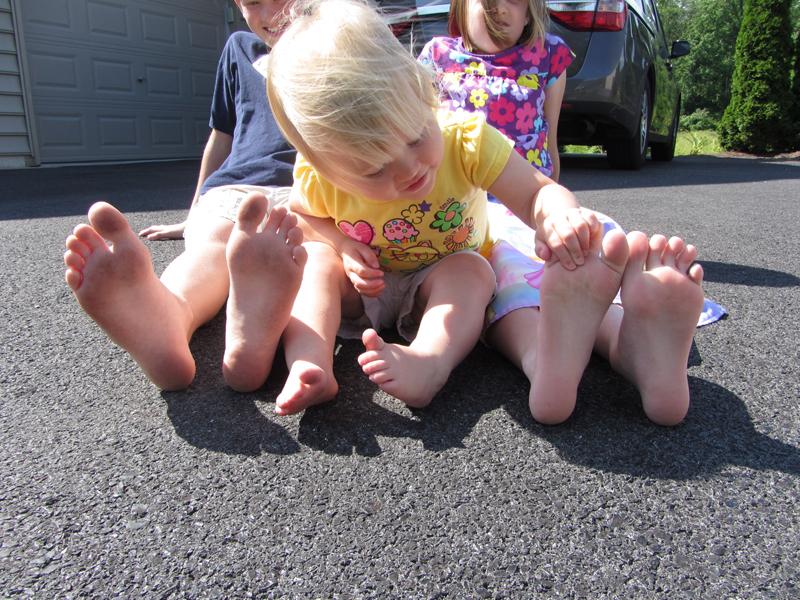 toenail fungus kids
