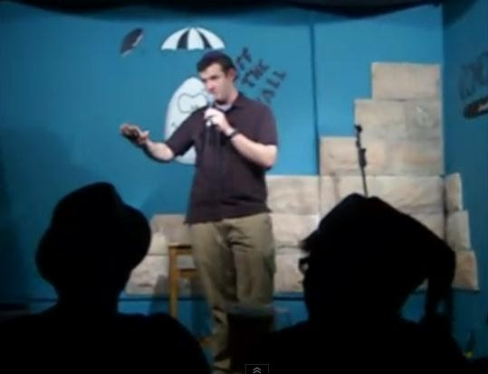 comedy showcase mo kamioner at off the wall comedy basement in