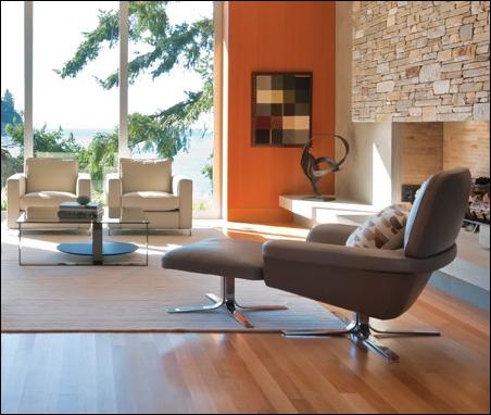 MidCentury Modern Living Room Design IdeasSimple Home