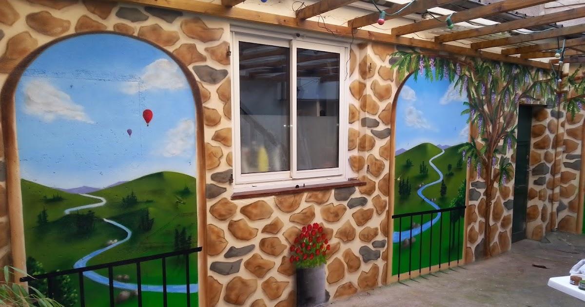 Dcoration Graff Intrieur Dco Extrieur Dco Chambre DEnfant