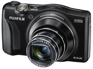 Kamera Fuji Film Finepix F800EXR