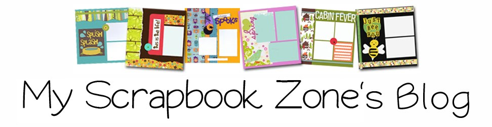 My Scrapbook Zone